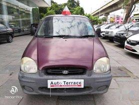 Used 2001 Hyundai Santro MT for sale in Chennai