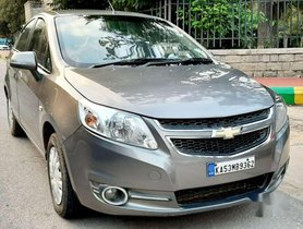 Used 2014 Chevrolet Sail AT for sale in Nagar