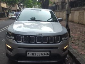 Jeep Compass 2.0 Limited Option MT 2018 in Mumbai