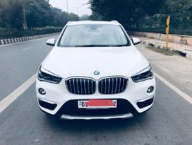BMW X1 2018 sDrive 20d xLine AT for sale in New Delhi