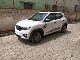 Renault Kwid 1.0 RXT OPT., 2017, Petrol MT for sale in Coimbatore