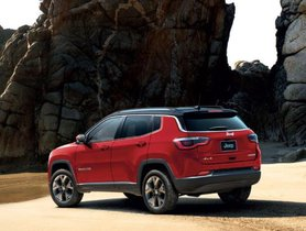 Jeep Compass Available With Massive Discounts of Rs 2 Lakh