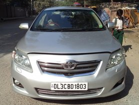 Toyota Corolla Altis 2008-2013 G MT for sale in New Delhi