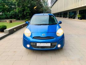 Nissan Micra 2010 AT for sale in Mumbai