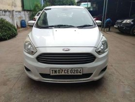 Ford Figo FIGO 1.5D AMBIENTE, 2016, Diesel MT for sale in Chennai