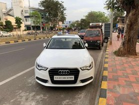 Used 2013 Audi A6 AT for sale in Nagar
