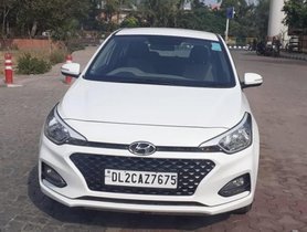 2018 Hyundai Elite i20 AT for sale at low price in New Delhi