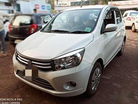 Maruti Suzuki Celerio ZXi AMT (Automatic), 2016, Petrol AT for sale in Kannur