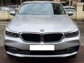 Used BMW 6 Series AT in Mumbai car at low price