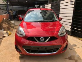 Nissan Micra XV CVT 2013 AT for sale in Chennai