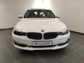 BMW 3 Series GT Luxury Line 2019 MT for sale in Mumbai