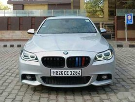 BMW 5 Series 530d M Sport 2014 AT for sale in New Delhi