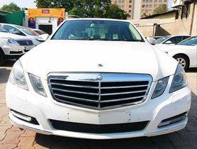 2011 Mercedes Benz E-Class E 200 CGI Avantgarde MT 2009-2013 for sale in Ahmedabad