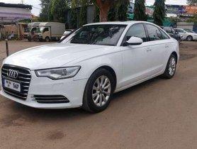 Audi A6 2.0 TDI Premium Plus, 2012, Diesel AT for sale in Pune
