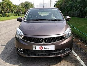 2017 Tata Tiago 1.2 Revotron XZA AT for sale in Hyderabad