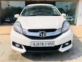 Honda Mobilio V i-VTEC 2015 MT for sale in Ahmedabad