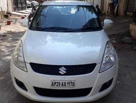 2012 Maruti Suzuki Swift VDI MT for sale at low price in Hyderabad