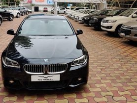 BMW 5 Series 520d Sport Line AT 2017 in Hyderabad