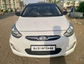Used Hyundai Verna 1.6 CRDi SX 2014 AT for sale in Ahmedabad