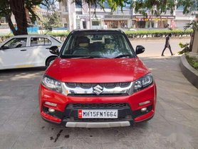 Used Maruti Suzuki Vitara Brezza ZDi 2016 MT for sale in Pune