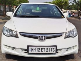 2008 Honda Civic 1.8 V MT 2006-2010 for sale at low price in Pune