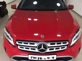 Used Mercedes Benz GLA Class AT for sale in Chennai
