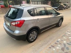 Used 2016 Maruti Suzuki S Cross MT for sale in Guragon