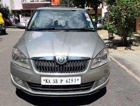 Skoda Fabia 2011 MT for sale in Nagar