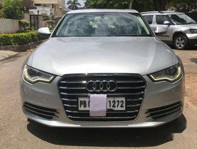 2013 Audi A6 AT for sale in Chandigarh