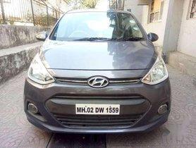 Hyundai Grand I10 Magna 1.2 Kappa VTVT, 2015, Petrol MT for sale in Mumbai