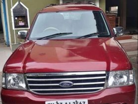 Used Ford Endeavour 2.5L 4X2 2006 MT for sale in Chennai