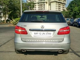 2013 Mercedes Benz B Class AT in Mumbai for sale