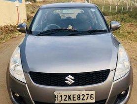 Maruti Suzuki Swift VXI 2013 MT for sale in Pune