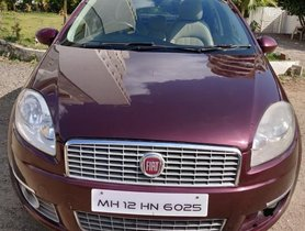 Used Fiat Linea T Jet Plus MT car at low price in Pune