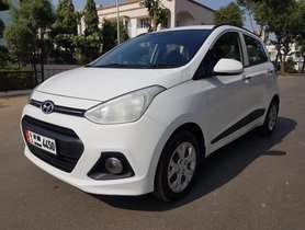 2014 Hyundai i10 Sportz MT for sale at low price in Ahmedabad
