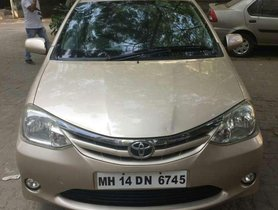 2012 Toyota Etios AT for sale in Mumbai