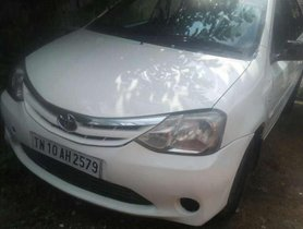 Toyota Etios GD, 2012, Diesel MT for sale in Chennai