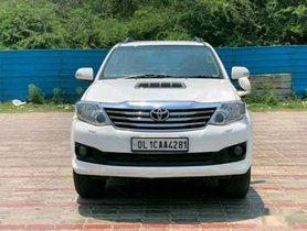 Toyota Fortuner 2011-2016 4x2 4 Speed AT TRD Sportivo for sale in Bangalore