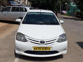 Toyota Etios GD, 2013, Diesel MT for sale in Nagar