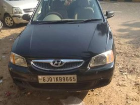 2010 Hyundai Accent MT for sale in Ahmedabad at low price