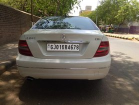 Mercedes-Benz C-Class 220 MT for sale in Ahmedabad