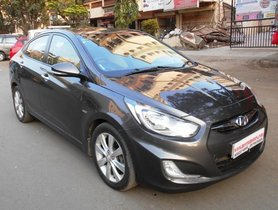 Hyundai Verna 1.6 SX 2011 AT for sale in Mumbai