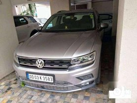 Used Volkswagen Tiguan 2.0 TDI Highline 2018 AT for sale in Thane