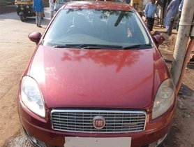 Fiat Linea Emotion Pk 1.3 MJD, 2010, Diesel MT for sale in Mumbai
