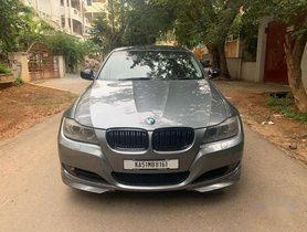 2011 BMW 3 Series AT for sale in Nagar