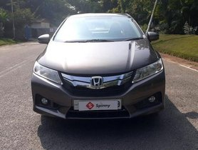 2015 Honda City i-VTEC CVT VX AT for sale at low price in Hyderabad