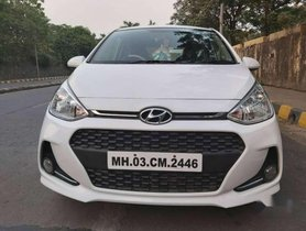 Hyundai i10 Sportz 1.2 2017 MT for sale in Mumbai