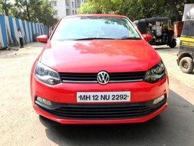 Volkswagen Polo 1.2 MPI Comfortline in Pune 2017 MT for sale