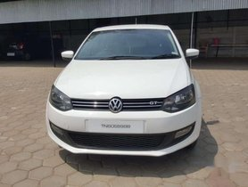 Used Volkswagen Polo GT TDI, 2013, Diesel MT for sale in Coimbatore