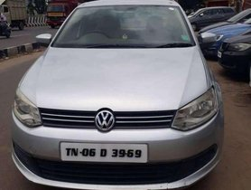 Volkswagen Vento Comfortline Petrol, 2010, Petrol MT for sale in Chennai